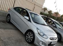 Silver Hyundai Accent 2014 for sale
