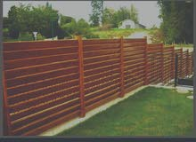 Best Quality Wooden Fence With Most Affordable Price In Dubai And Abu Dhabi