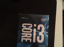 للبيع معالج I3 6100