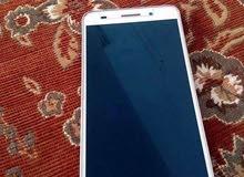 Huawei y6  مستعمل نظيف معه كل اغراضه مفيهوش ولا خدش شبه الجديد للبدل ع نوكيا 5
