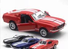 نموذج مصغر لبعض السيارات