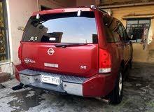 Automatic Nissan 2007 for sale - New - Basra city