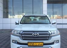 km Toyota Land Cruiser 2017 for sale