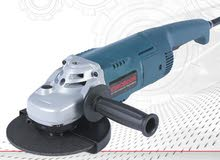 "ANGLE GRINDER 230mm 9"" AGR.2200/230 EUROBOOR HOLLAND"