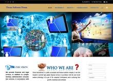 تصميم وبرمجة مواقع إلكترونية