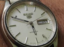 ساعة ماركة سايكو فايف الموديل الاول
