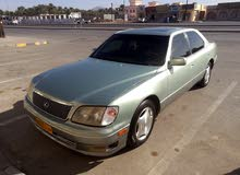 Used condition Lexus LS 1998 with 110,000 - 119,999 km mileage