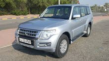 For sale 2015 Silver Pajero