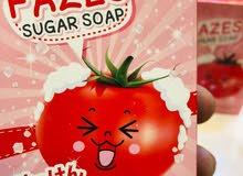 كل ماهو جديد وحصري      من غسان راميتا كوزمتك  . صابونه الطماطم