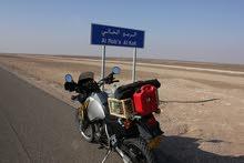فرصه دراجه كواساكي الصحراويه