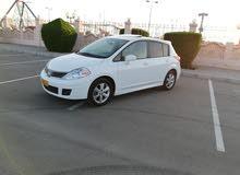 Gasoline Fuel/Power   Nissan Tiida 2011