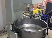 مطلوب للشراء ماكينه صنع الحلقوم والراحه مستعمل او جديد