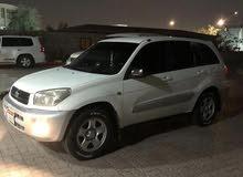 Used 2002 RAV 4 in Al Ain