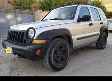 Automatic Silver Jeep 2007 for sale
