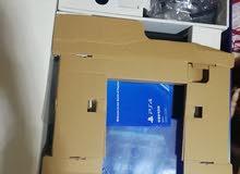 جهاز بلاستيشن4 سوني الاصلي ايدتين و40 لعبه