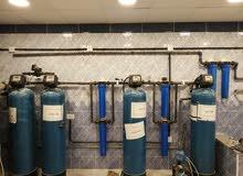 محطة فلتره مياه