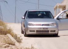 1 - 9,999 km Volkswagen Golf 2002 for sale