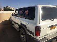 Gasoline Fuel/Power   Toyota Land Cruiser 1997