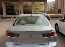 Grey Mitsubishi Lancer 2015 for sale