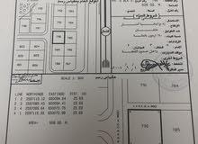 أرض سكني في ولاية العامرات المنطقة الخامسة