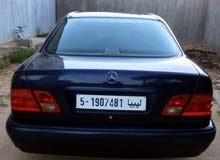 Used condition Mercedes Benz E 200 1999 with 170,000 - 179,999 km mileage