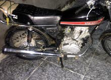 Used Aprilia motorbike directly from the owner