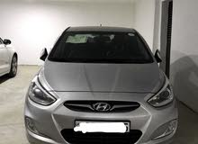 Hyundai Accent car is available for a Week rent