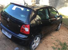 Volkswagen Polo 2003 For sale - Black color