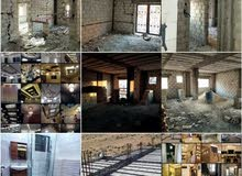 تشطيبات وصيانة عامة (ترميم وهدد وبناء) كاش او اقساط (نظام الاقساط 50 % دفعة)