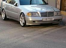 مرسيدس c200 موديل 1997