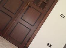 صيانه ودهان البواب الخشبي الموبيليا والمطابخ حيدر العراقي