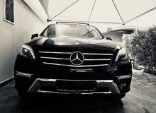 Mercedes-Benz 2014  ML 350 full option
