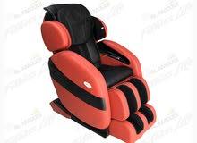 كرسي مساج ليجيوجيا أحمر