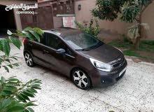 كيا ريو 2013 (سيارة الدار ) .