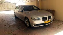Available for sale! 50,000 - 59,999 km mileage BMW 750 2009