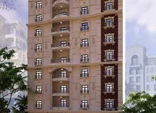 شقه 128م -طنطا شارع محمد فريد