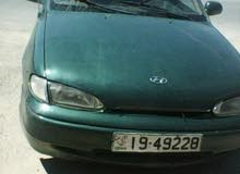 Hyundai Accent 1994 For sale - Green color