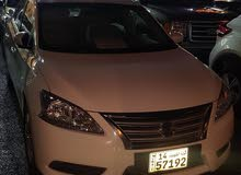 Nissan Sentra car is available for a Month rent