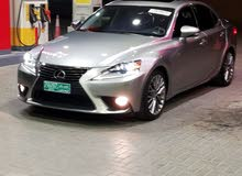 *للبيــــع مركبــــه * *LEXUS (is 250) SPORT 2014*  رقم واحد فول اوبشن