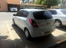Hyundai i20 car for sale 2012 in Al Masn'a city