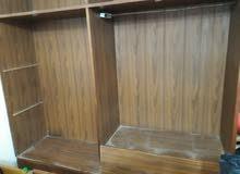 غرفة نوم كاملة صاج داخل وخارج كنتور 6بوب مع ملحلق