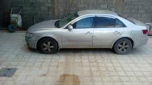 Gasoline Fuel/Power   Hyundai Sonata 2009