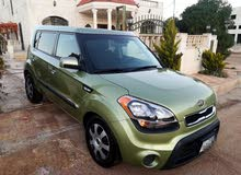 Kia Soal 2012 For sale - Green color