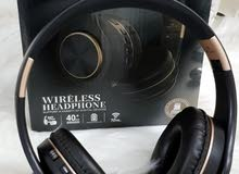 SALE T8 new Head set in a very cheap price only 60 AED Hurry up