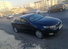 Kia Optima 2014 For sale - Black color