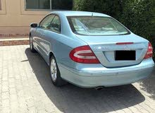 سيارة مرسيدس CLK