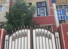 مكلف بالنشر بيت في حي الإعلام خلف السوق قريب المربع الذهبي مساحة 70 متر