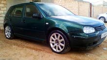 Gasoline Fuel/Power   Volkswagen Golf 2003