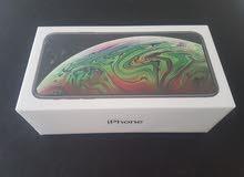 ايفون xs max 256 اللون رمادي للبيع