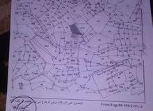 ارض للبيع عجلون عين جنا حي العيد موقع جميل ومطله على عجلون المدينه